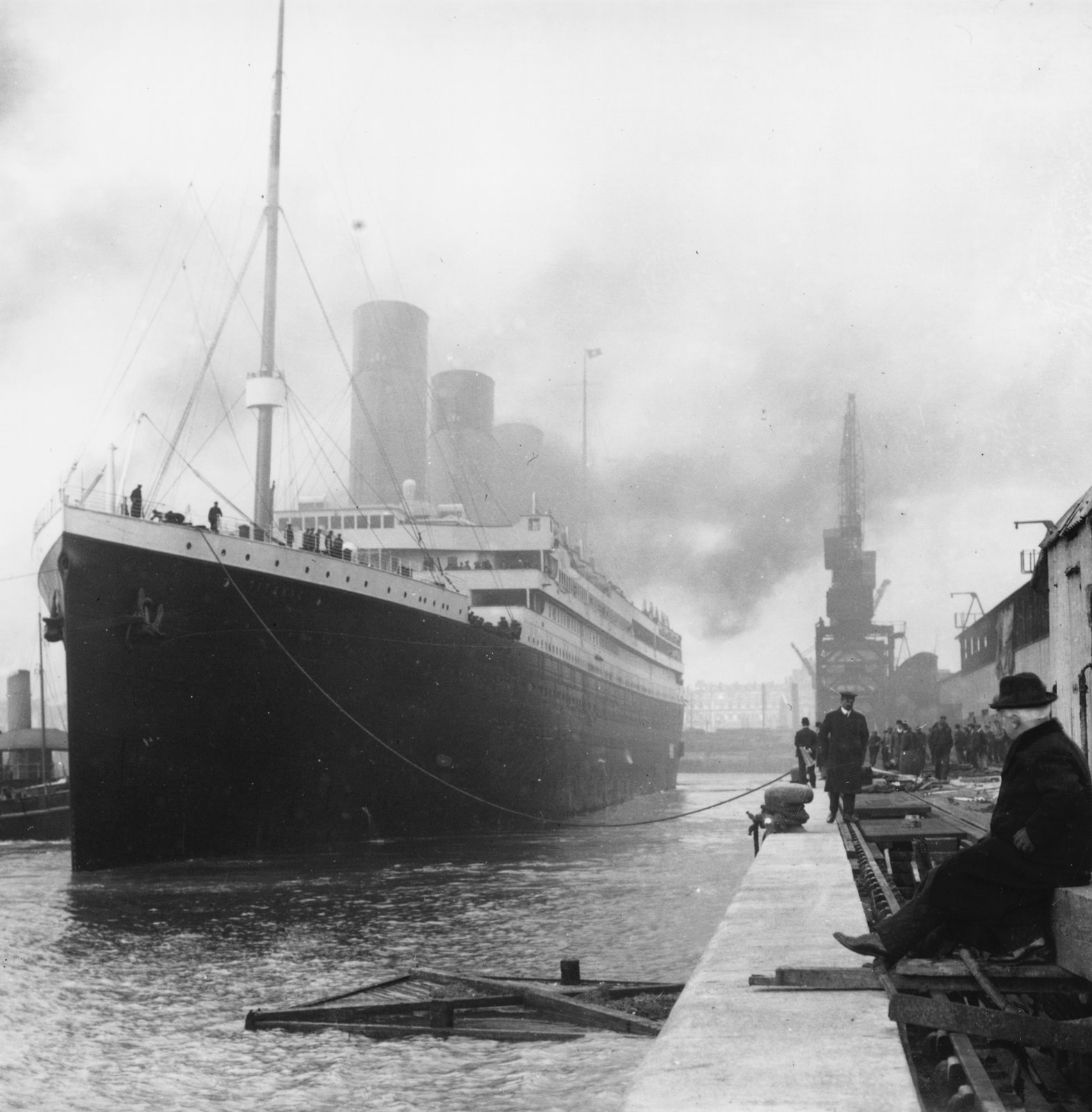 TITANIC Universe — Extensive Information about RMS TITANIC of 1912