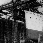 Constructing the Titanic's Hull
