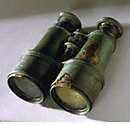 Binoculars recovered from the Titanic shipwreck