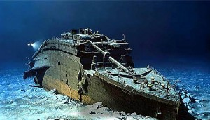 The Titanic Shipwreck