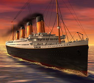 the history of the royal mail ship titanic The story of the titanic's sea post office is part of the larger history of the  that  white star ships could use the much-coveted acronym of rms.