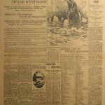 Vancouver Daily Province Titanic Article