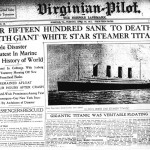 Virginian Pilot Titanic Article
