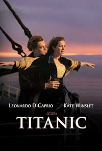Titanic Movie Poster 1997