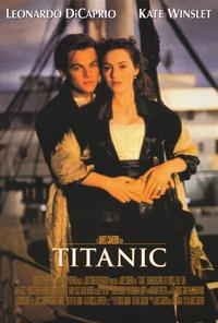 Titanic Movie Poster D