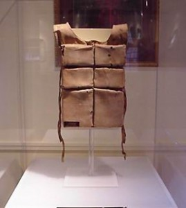 Mrs. Astor's life jacket