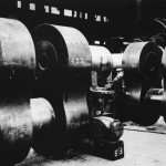 Crankshaft of the Britannic
