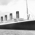 Titanic Awaiting its Maiden Voyage