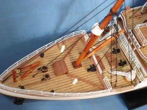 Titanic Model Ship 32-5