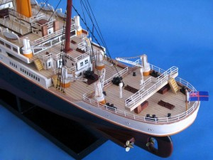 Titanic Model Shp 40-16