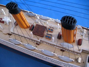 Titanic Model Shp 40-18