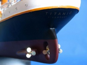 Titanic Model Shp 40-25