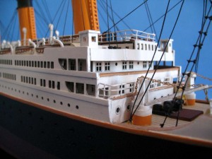 Titanic Model Shp 40-29