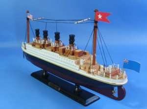 Titanic Ship Model 14-c