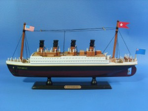 Titanic Ship Model 14-g