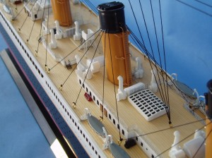 Titanic Model Ship Limited Edition 40-10