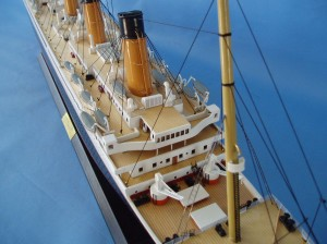 Titanic Model Ship Limited 40-6