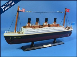 Buy Titanic Model Ship 14