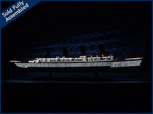 Titanic Model Ship Lights 40