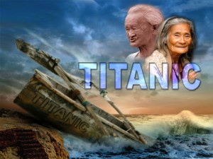 Post image for Top 4 Funniest Titanic Images