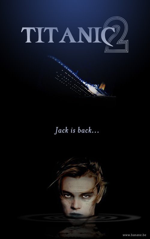 Titanic Jack Is Back