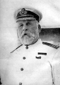 Titanic Captain Edward John Smith