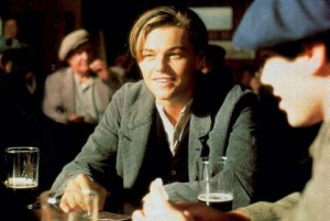 Jack Dawson played by Leonardo DiCaprio