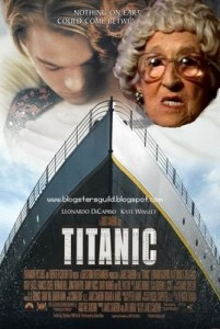 Titanic Bloopers and Facts
