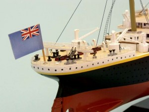 "Remote Control Titanic 40"" Limited Edition Model Ship 1"