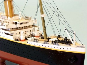"Remote Control Titanic 40"" Limited Edition Model Ship 2"