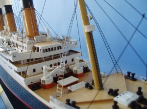 "Remote Control Titanic 40"" Limited Edition Model Ship 5"