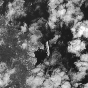 Costa-Concordia-from-Space