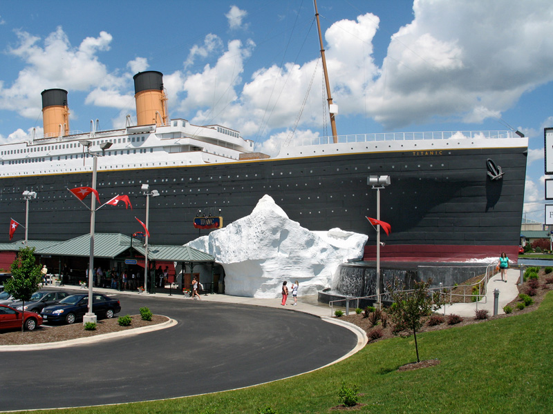 Titanic Museums Of The World
