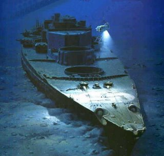 The Titanic And The Bismarck Discovered By Robert Ballard