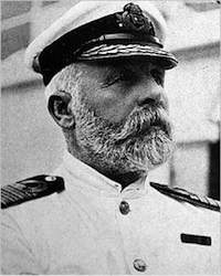 Titanic Captain: Edward Smith