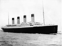 The Titanic: A beautiful Ship