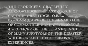 titanic survivor story essay The titanic's sinking claimed over 1,500 lives there were a number of well-known individuals among the casualties, while other famous people survived the titanic's sinking claimed over 1,500 lives.