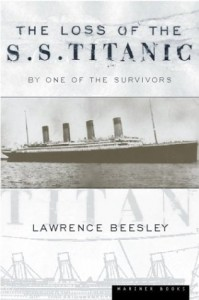 titanic-survivor- lawrence-beesley-book