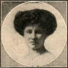 titanic-survivor- gladys-cherry