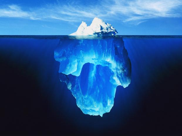 Image Gallery iceberg from titanic