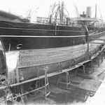 MacKay-Bennett_in_Dry_Dock,_Halifax,_Nova_Scotia,_Canada,_between_1885_and_1922