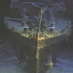 Titanic Wreck Hull