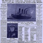 New York Times Titanic Article