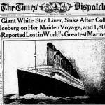 Times Dispatch Titanic Article