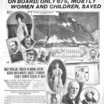New York Herald Titanic Article