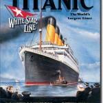 Titanic White Star Poster