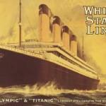 White Star Titanic Poster