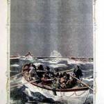 Titanic Lifeboat Poster