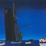 Sinking Titanic Movie Poster