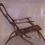 Titanic Luxury Suite Chair